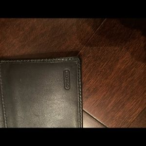 Coach Accessories - Authentic Coach money holder